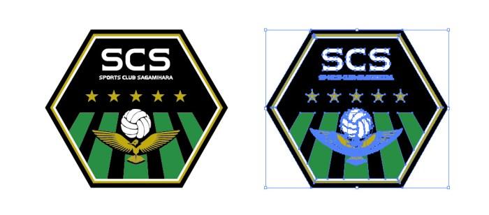 SC相模原(SC Sagamihara)のロゴマーク
