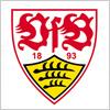 VfBシュトゥットガルト(Verein für Bewegungsspiele Stuttgart 1893)のロゴマーク
