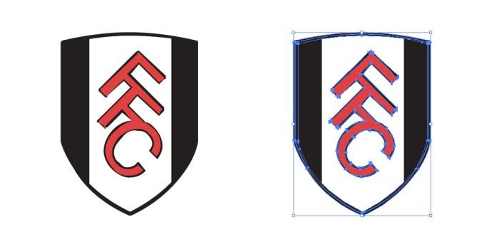 フラムFC(フルハム/Fulham Football Club)のロゴマーク