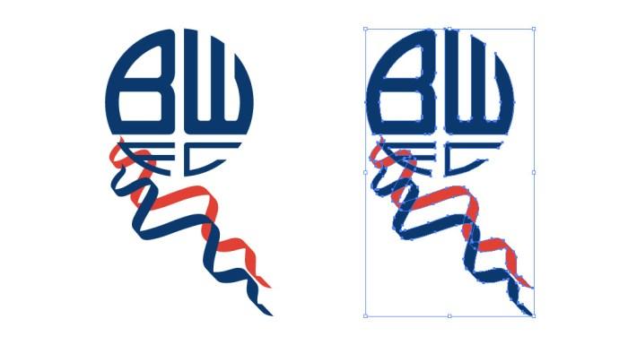 ボルトン・ワンダラーズFC(Bolton Wanderers Football Club)のロゴマーク