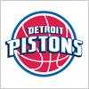 デトロイト・ピストンズ(Detroit Pistons)のロゴマーク