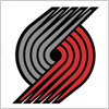 ポートランド・トレイルブレイザーズ(Portland Trail Blazers)のロゴマーク