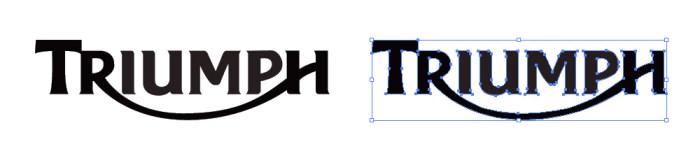 トライアンフ(Triumph Motorcycles)のロゴマーク