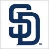 サンディエゴ・パドレス(San Diego Padres)のロゴマーク