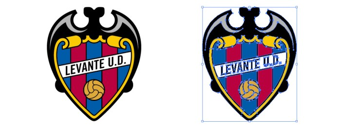 レバンテUD(Levante UD)のロゴマーク
