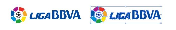 リーガ・エスパニョーラ (Liga Española)のロゴマーク