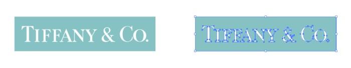 ティファニー(Tiffany & Co)のロゴマーク