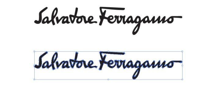サルヴァトーレ・フェラガモ(Salvatore Ferragamo)のロゴマーク