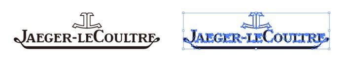 ジャガー・ルクルト(Jaeger-LeCoultre)のロゴマーク