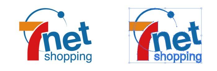 セブンネットショッピング(7 net shopping)のロゴマーク