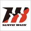 はとバス(Hato Bus)のロゴマーク