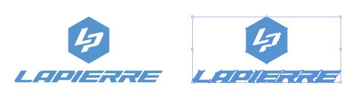 LAPIERRE(ラピエール)のロゴマーク