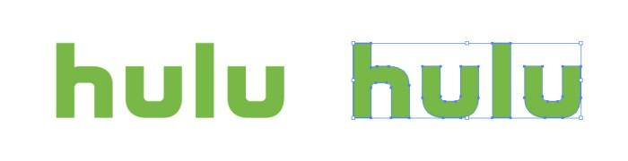 Hulu(フールー)のロゴマーク
