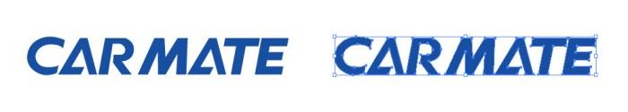カーメイト(CAR MATE)のロゴマーク