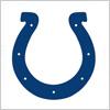 インディアナポリス・コルツ(Indianapolis Colts)のロゴマーク