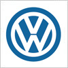 フォルクスワーゲン(Volks Wagen)のロゴマーク