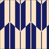 矢絣柄のパターン素材