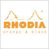 Rhodia(ロディア)のロゴマーク