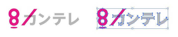 関西テレビ(KTV・カンテレ)のロゴマーク
