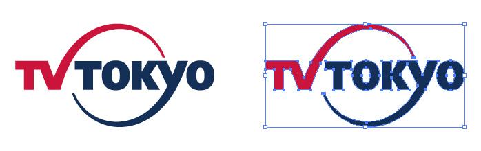テレビ東京 TX テレ東 ロゴマーク