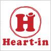 ハート・イン(Heart・in)のロゴマーク