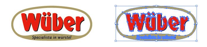 Wuberのロゴマーク