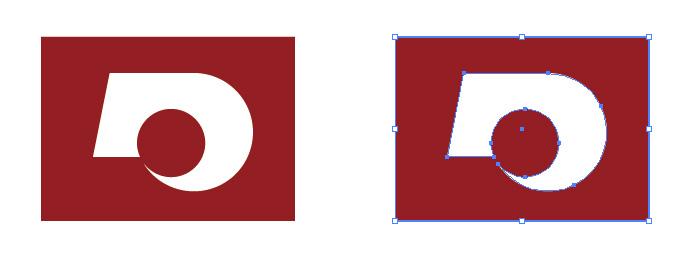 熊本県章のロゴ・シンボルマーク