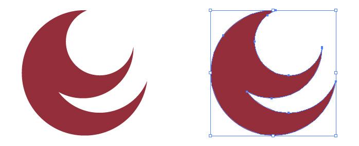 広島県章のロゴ・シンボルマーク