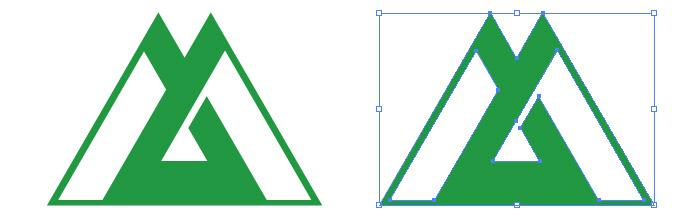 富山県章のロゴ・シンボルマーク