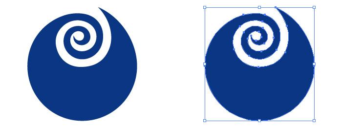 茨城県章のロゴ・シンボルマーク