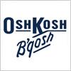 oshkosh b'gosh(オシュコシュ)のロゴマーク