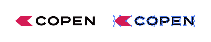 コペン(COPEN)のロゴマーク