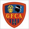 ガゼレクFCアジャクシオ(GFCA)のロゴマーク