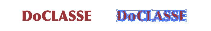 DoCLASSE(ドゥクラッセ)のロゴマーク