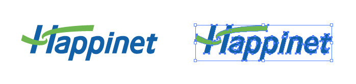 ハピネット(Happinet)のロゴマーク