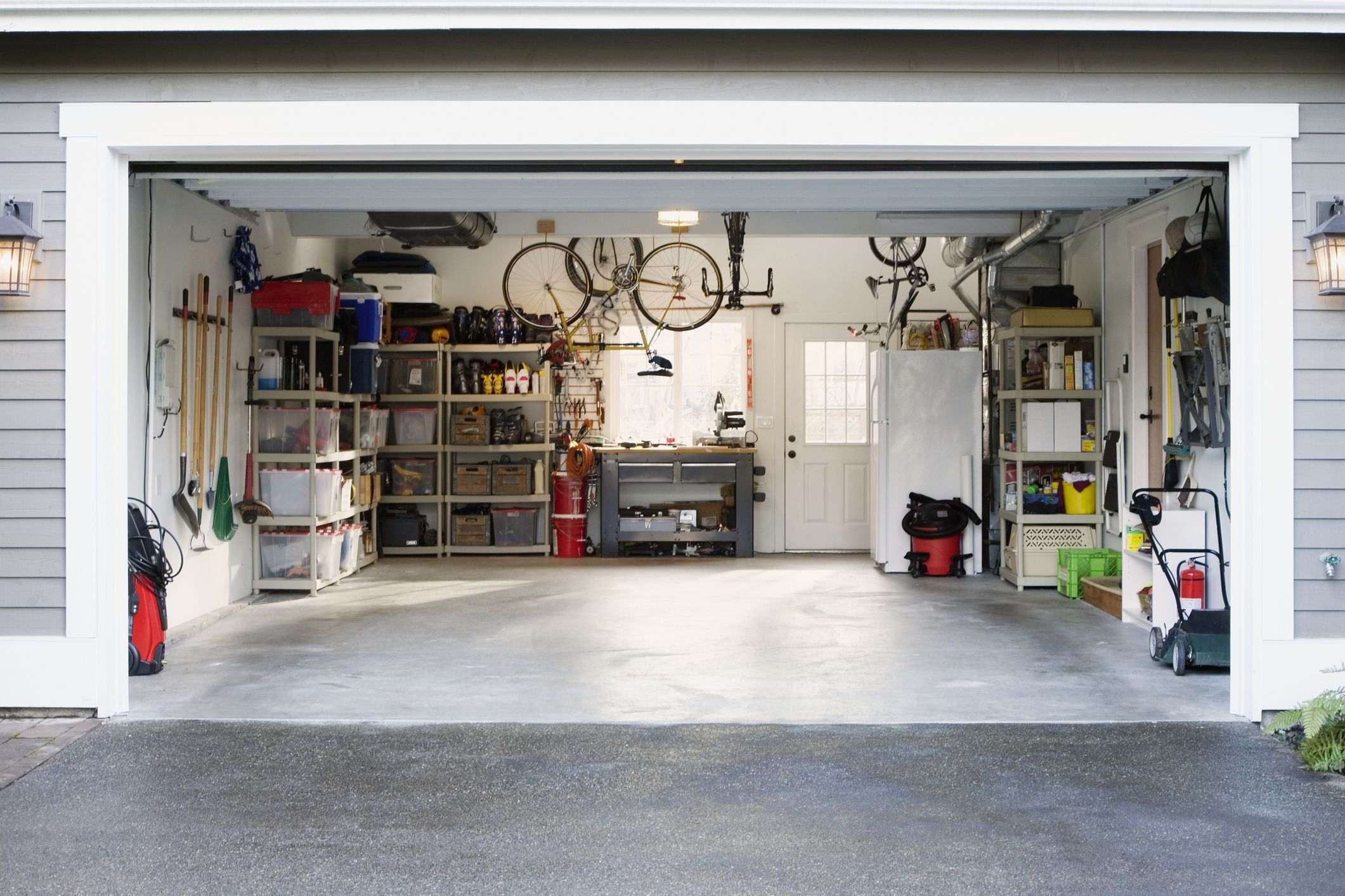 Guide to a Clean and Organized Garage on Organized Garage  id=29916