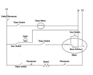 Reading A Wiring Diagram For Appliance Repair