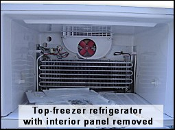 Appliance411 FAQ: Frost Free Refrigerator Not Cooling Properly