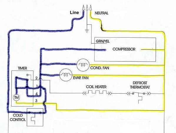 westinghouse fridge thermostat wiring diagram wiring diagram refrigerator thermostat wiring diagram auto