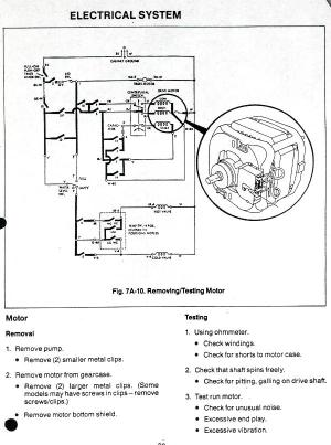 WhirlpoolKenmore, DirectDrive Washer Wiring Diagram