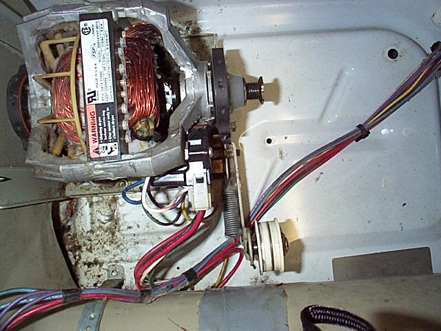Wiring Kenmore Dryer Motor - Collection Of Wiring Diagram •