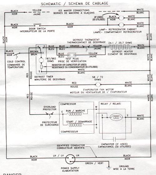 Amana Refrigerator With Ice Maker Wiring Diagram Wiring Diagram – Kenmore Ice Maker Wiring Harness Setup