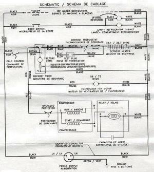 Refrigeration: Refrigeration Wiring Diagrams