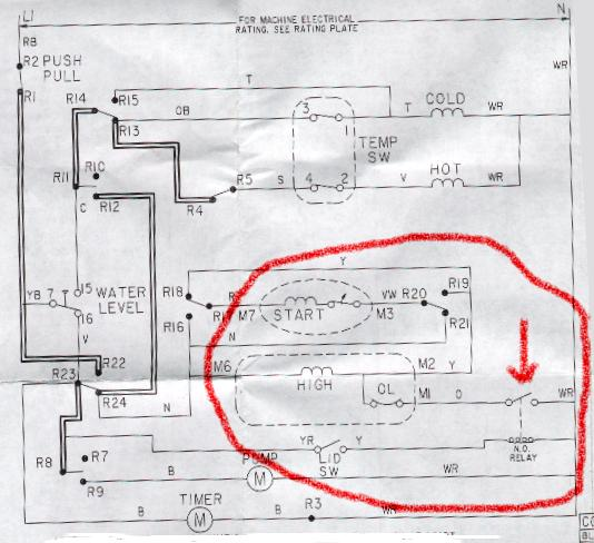 genew wiring1?resize\\\=534%2C488 ge dryer wiring diagram & 02 06 clothes dryer troubleshooting  at panicattacktreatment.co