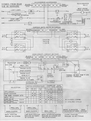 A1Appliance • View topic  Schematic for Whirlpool range?