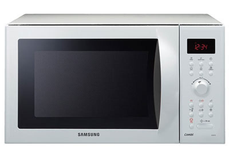samsung ce1071 white combination microwave oven
