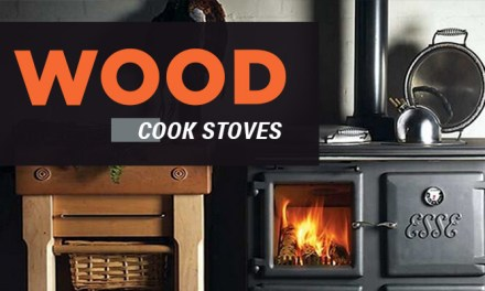 Quality Wood Cook Stoves For Your Kitchen