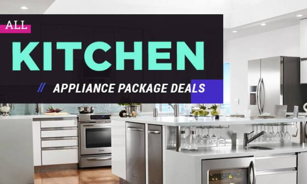 All Kitchen Appliances Package Deals For You