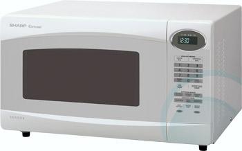 sharp microwave r350lw