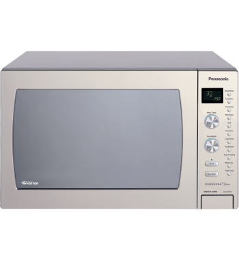 panasonic nncd997s 42l genius convection 1000w microwave oven